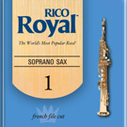 Blätter für Sopran Saxophon