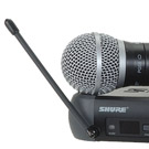 wireless handheld mics