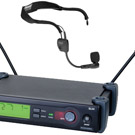 wireless headset mics
