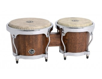 LP Latin Percussion Bongo Set Highline