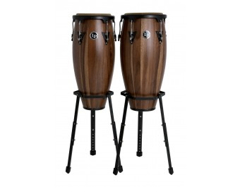 LP Latin Percussion LPA646B-SW Aspire Conga Set