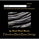 Kala Pahoehoe U-Bass Strings