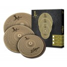 Zildjian Low Volume 348 Box Set