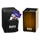 Sela Varios Cajon Bundle BROWN