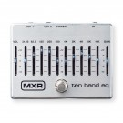 MXR 10 Band Equalizer Silver