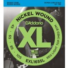 DAddario EXL165SL Bass Super Long Scale