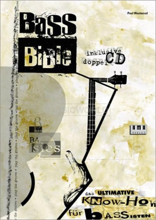 AMA Bass Bible Paul Westwood