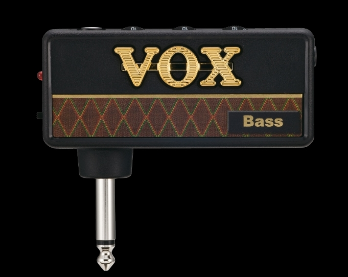 VOX Amplug Bass Headphone Bass Amp