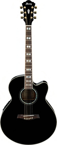 Ibanez AEL30 SE BK