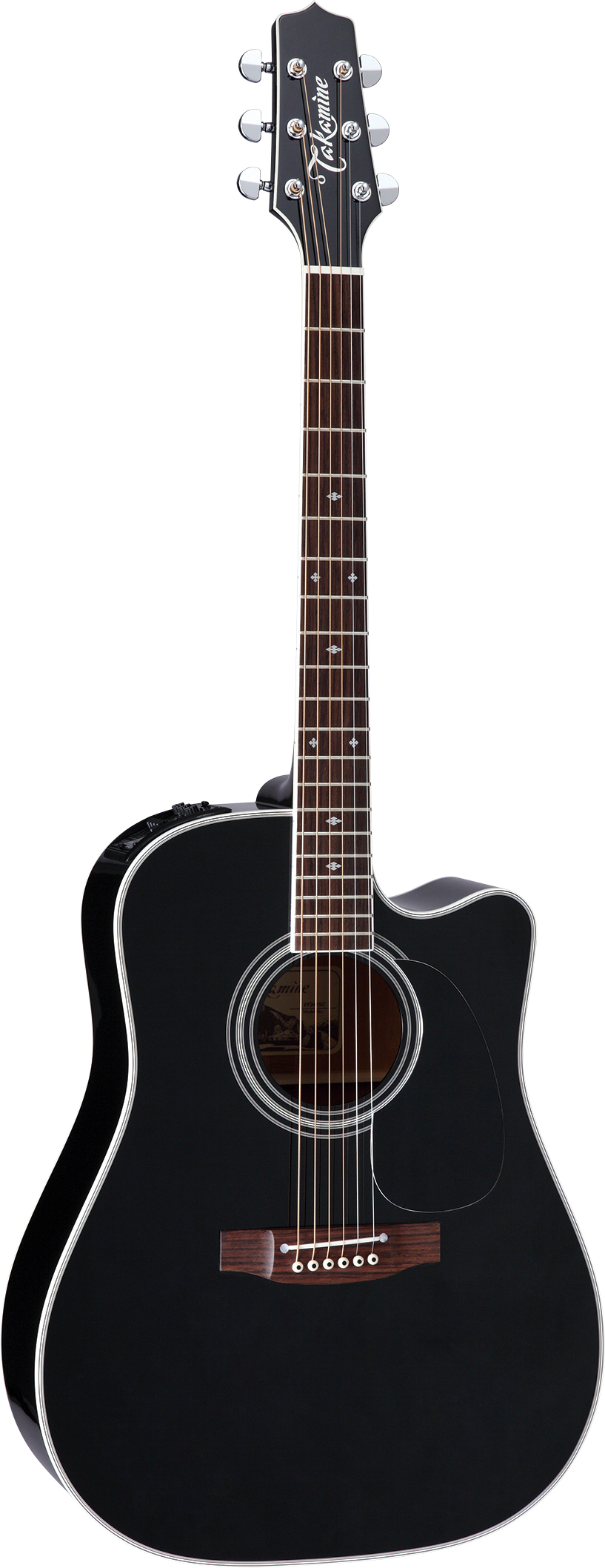 Takamine EF-341 SC Black