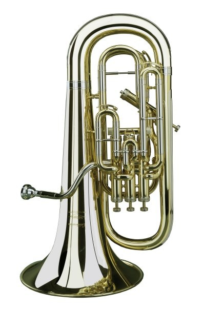 Willson 2960 TA Celebration Euphonium Messing versilbert, mit Koffer