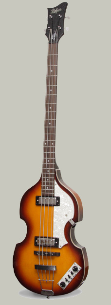 Höfner Violin Bass Ignition Sunburst HI-BB-SB