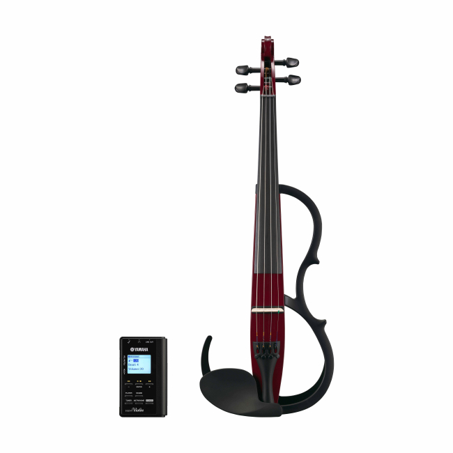 Yamaha SV-150 WR Silent Violin Wine Red