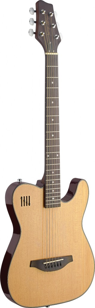 James Neligan EW-3000 CN Natural E-Folkgitarre