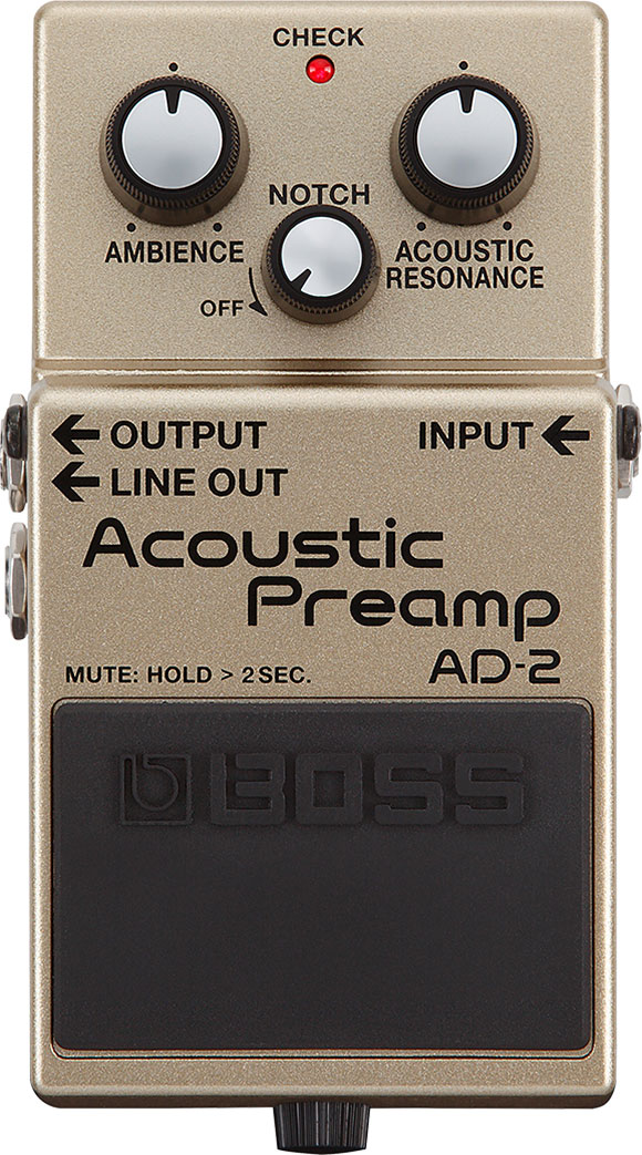 Boss AD-2 Acoustic Preamp 293886