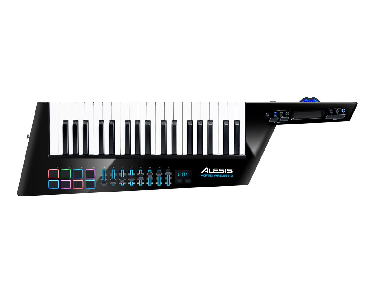 Alesis Vortex Wireless 2 Wireless MIDI Keytar 299936