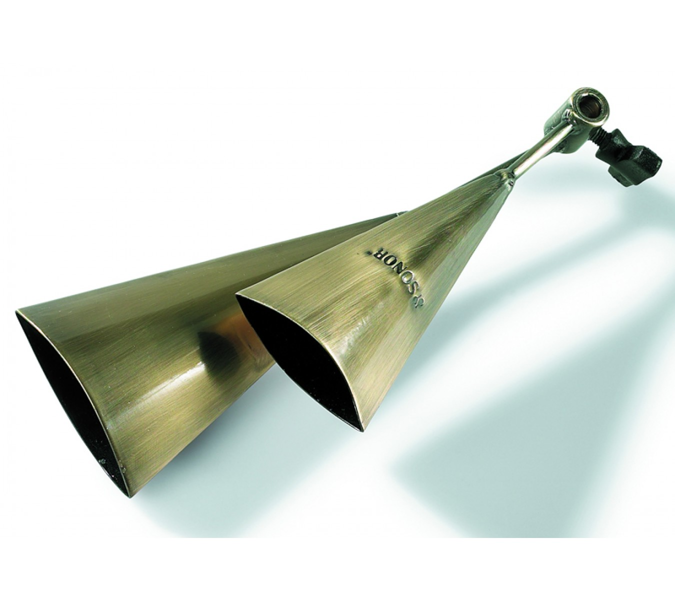 Sonor AGM Agogo Bell mountable Brass Finish