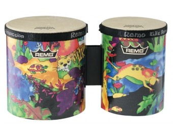 Remo Kid's Percussion Bongo