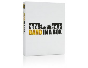 PG Music Band-in-a-Box 2018 PC, dt