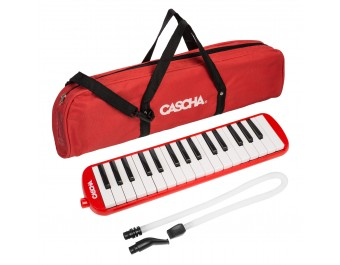 Cascha Melodica 32 red
