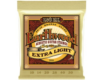 Ernie Ball EB 2006 Earthwood Bronze