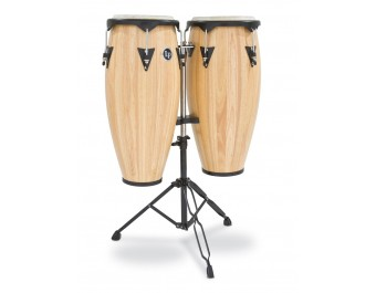 LP Latin Percussion LP464NY-AW Conga Set