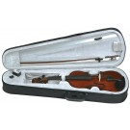 Gewa Violingarnitur Hartholz