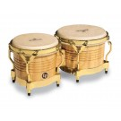 LP Latin Percussion LP Matador Wood Bongos 7