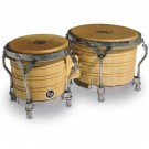 LP Latin Percussion LP Gen III Wood Bongos 7