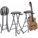 Stagg GIST-350 Hocker / Guitar Stand