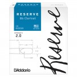 DAddario Reserve 2,0 Bb Klarinette