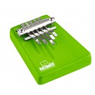 Meinl Nino Wood Kalimba Green