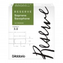 DAddario Reserve 3,0 Sopransaxophon