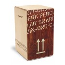 Schlagwerk CP-404 RED 2inOne Cajon Red