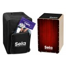 Sela Varios Cajon Bundle RED