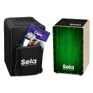 Sela Varios Cajon Bundle GREEN