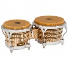 LP Latin Percussion Bongo Set Galaxy Giovanni