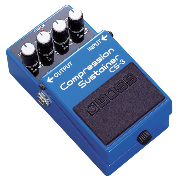 Boss CS-3 Compressor - Sustainer 200240