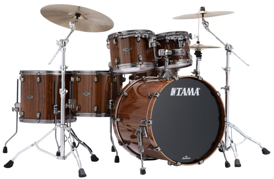 Tama Starclassic Perf. PS52LUS-TGNT Gloss Natural Tigerwood 204179