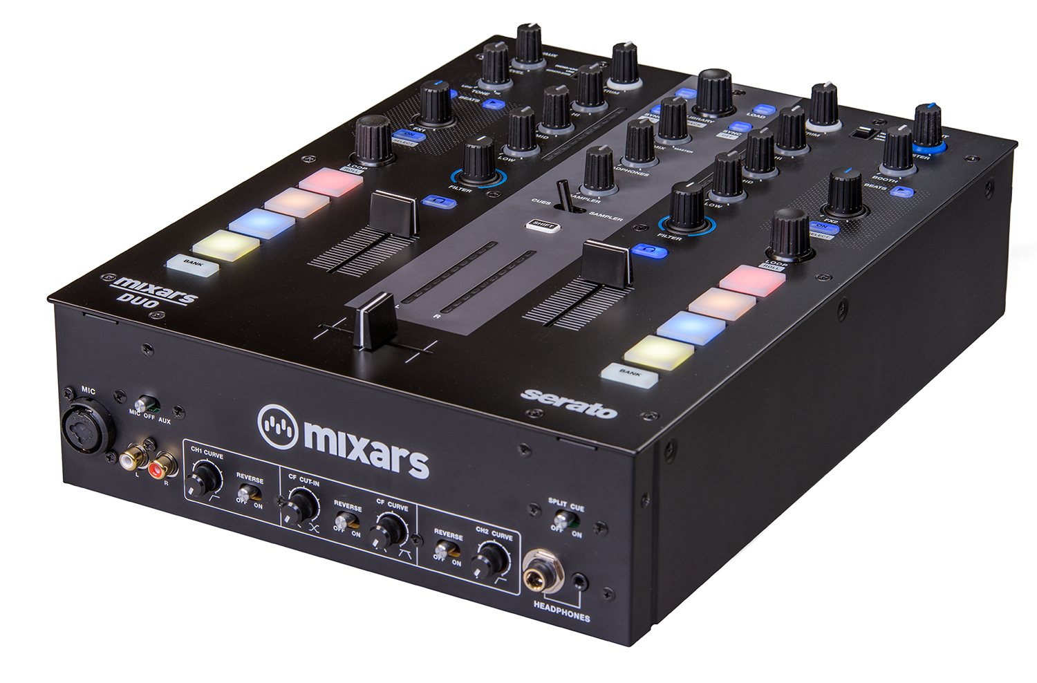 Mixars DUO MKII 2CH Mixer und Controller 207673