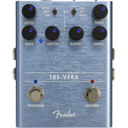 Fender Tre-Verb Digital Reverb/Tremolo 209241