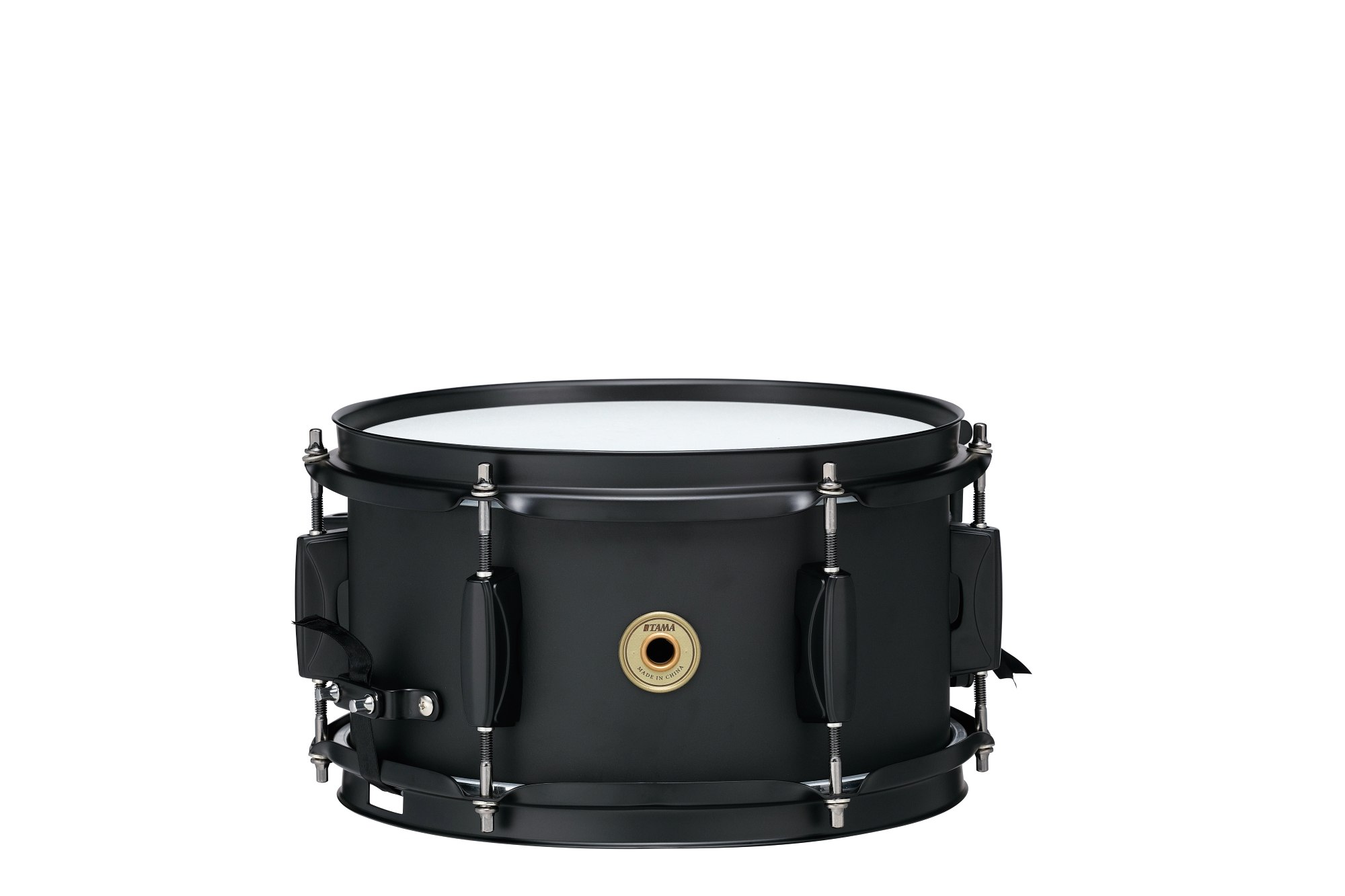 Tama Metalworks 10 x 5,5 Black Steel 211511