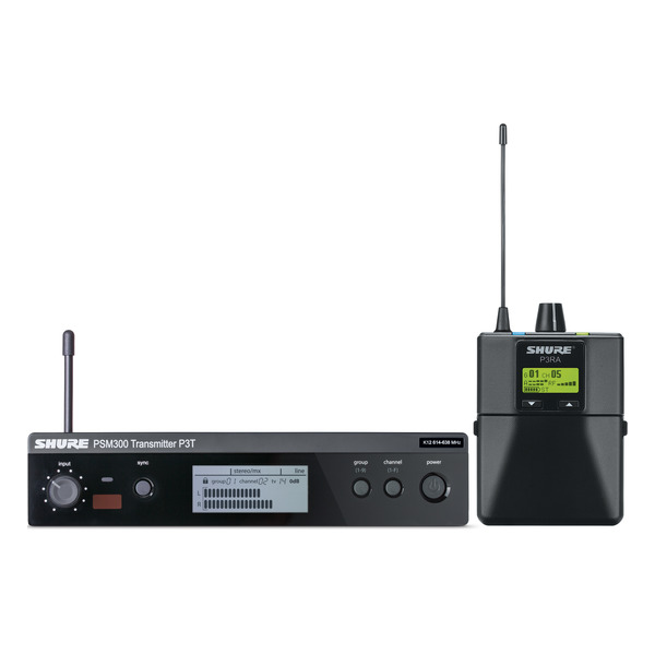 Shure PSM-300 S8 InEar Monitoring 212294