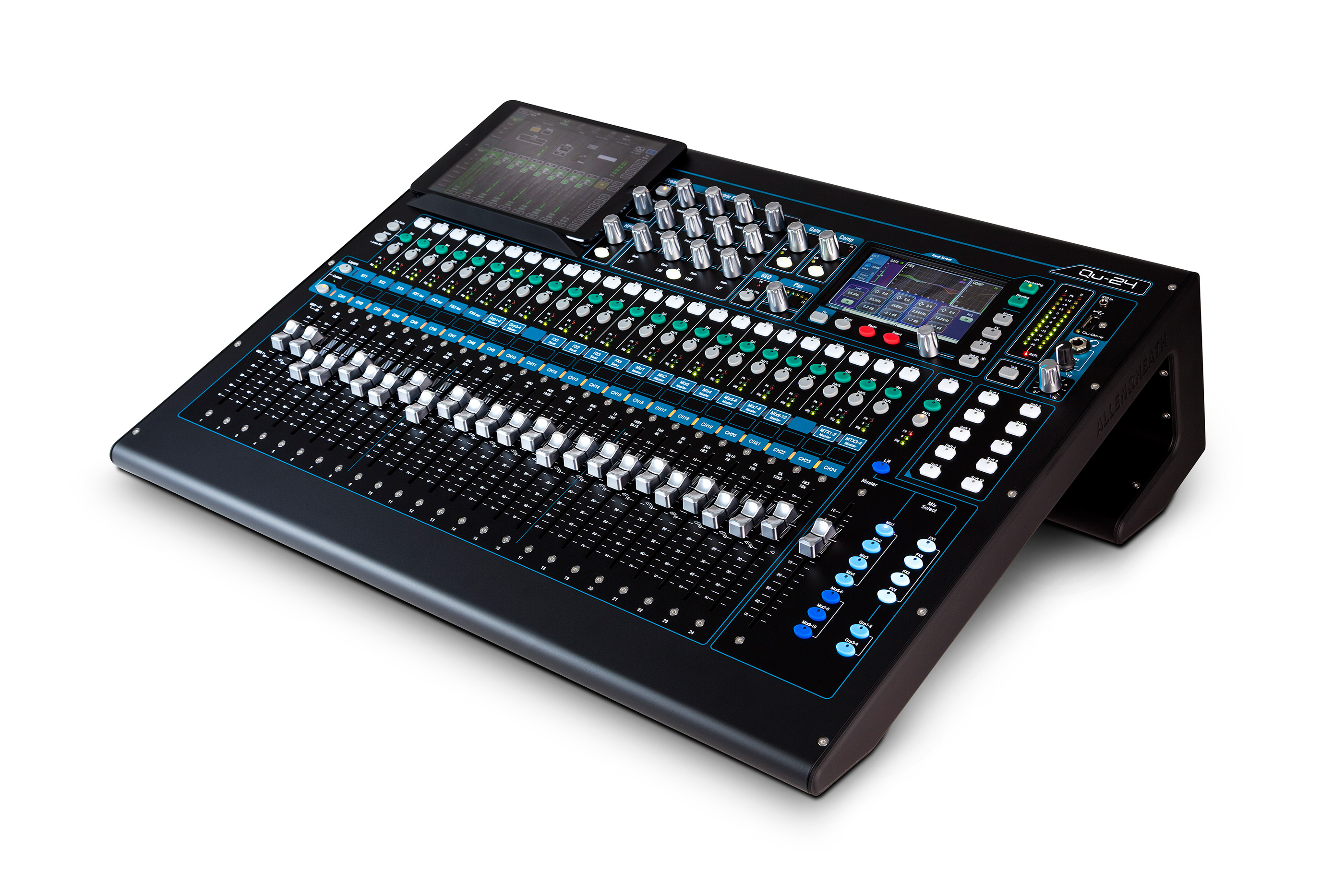 Allen & Heath Qu-24 Digital-Mischpult 221889