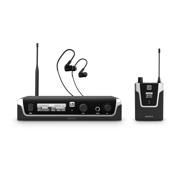 LD Systems U508 IEM HP drahtloses In-Ear Monitoring 223302
