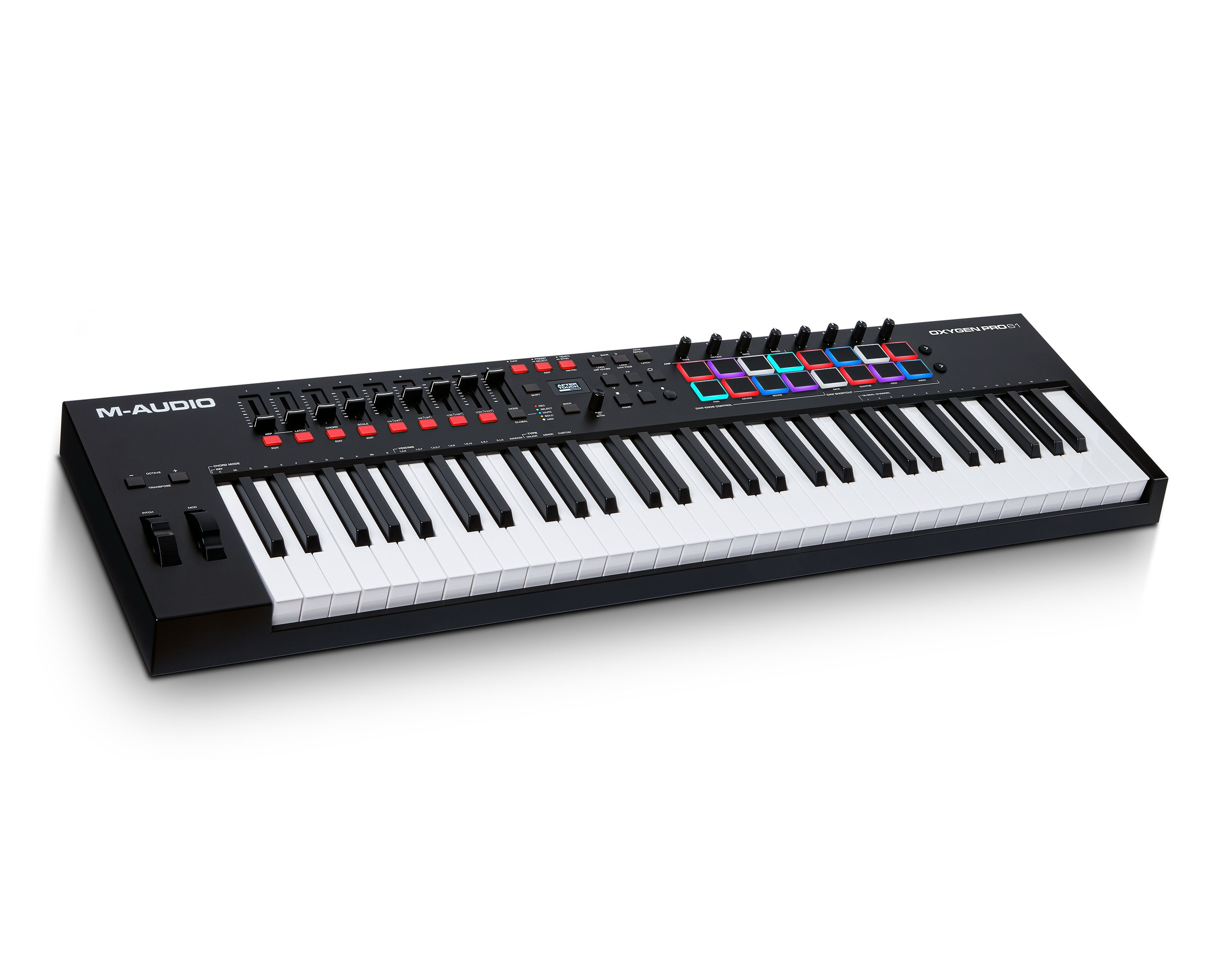 M-Audio Oxygen Pro 61 MIDI-Keyboard 229015