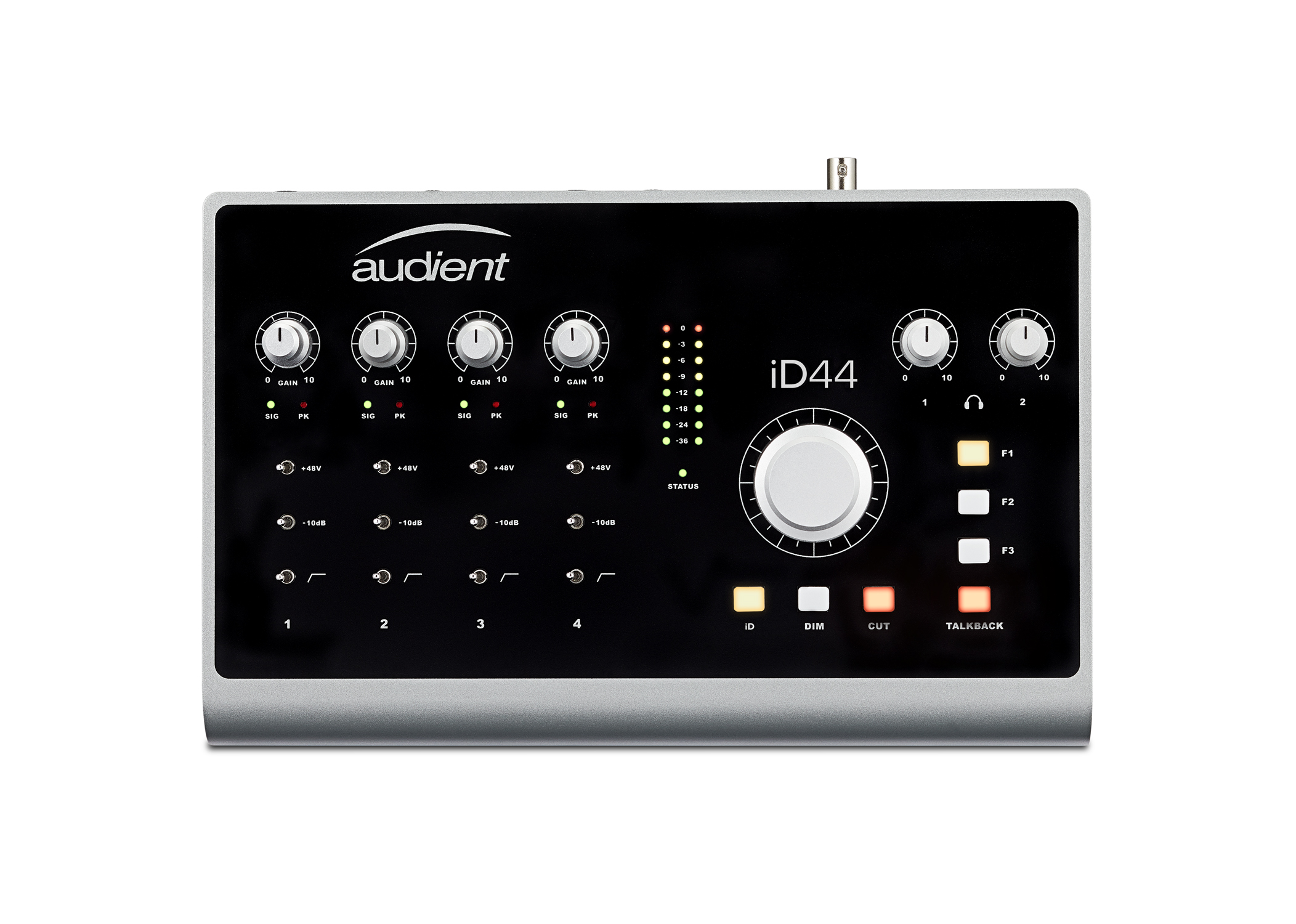 Audient iD44 USB-Audiointerface Controller 231701
