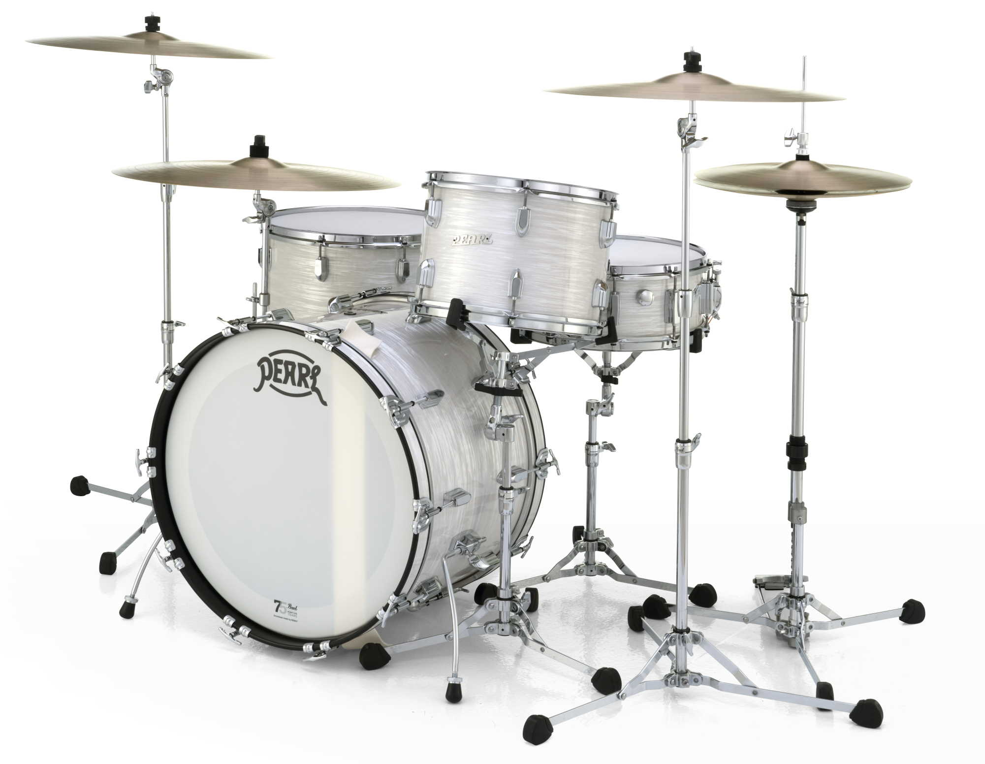 Pearl President Phenolic PSP923XP Pearl White Oyster 231805