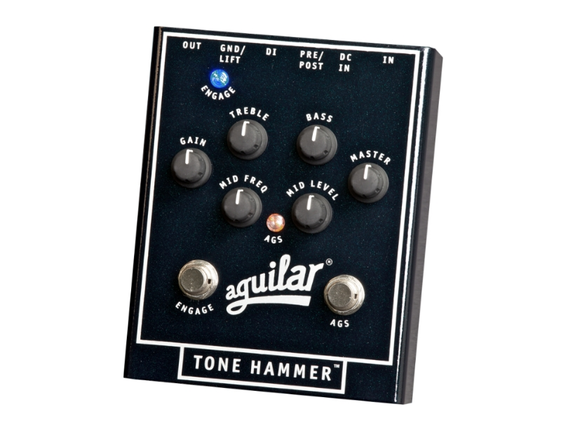 Aguilar Tone Hammer Preamp Bass Preamp / Direct Box 264941