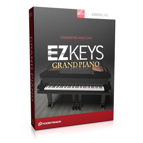 Toontrack EZkeys Grand Piano Piano-PlugIn 267317
